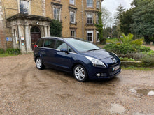 Load image into Gallery viewer, 2011 PEUGEOT 5008 SEMI AUTO 1.6 HDI 5 DR 7 SEATER