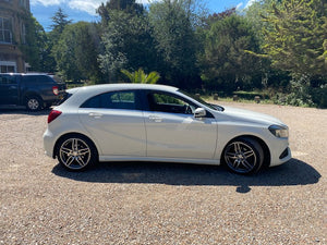 MERCEDES BENZ A180d AMG Line 2016 5dr Manual