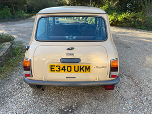 1988 MINI MAYFAIR AUTOMATIC