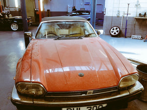 Jaguar XJS V12 5.3 Convertible, 1 Owner, 10,700 Miles