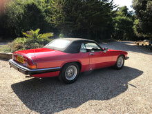 Load image into Gallery viewer, Jaguar XJS V12 5.3 Convertible, 1 Owner, 10,700 Miles