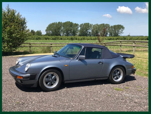 Porsche 1983 911 SOLD MORE STOCK WANTED