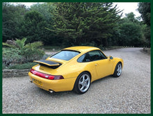 Load image into Gallery viewer, Classic Porsche 993         Reg  M100 SVO