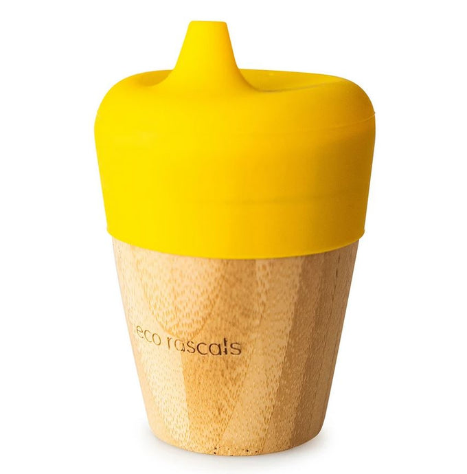 Small Cup & Sippy Topper: Yellow