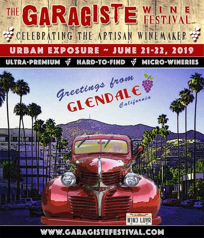 Saturday, June 22, 2019  | Garagiste Festival: Urban Exposure