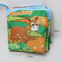 Baby Early education Cloth Book