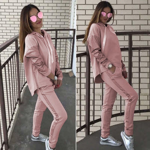 Women Tracksuit 2 Piece Set