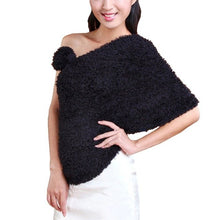 Faux Fur Multi-way Scarf