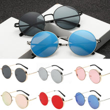 Women Quadrate Metal Sunglasses
