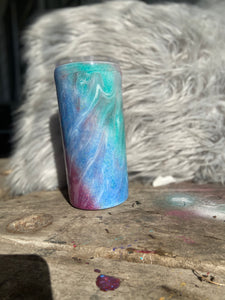 Blue & Purple Milky Way Tumbler