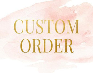 Custom order - YOU design your tumbler