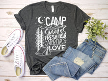 Load image into Gallery viewer, Camp Smores Kids Tee