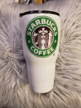 Load image into Gallery viewer, Starbucks Cup Inspired Tumbler