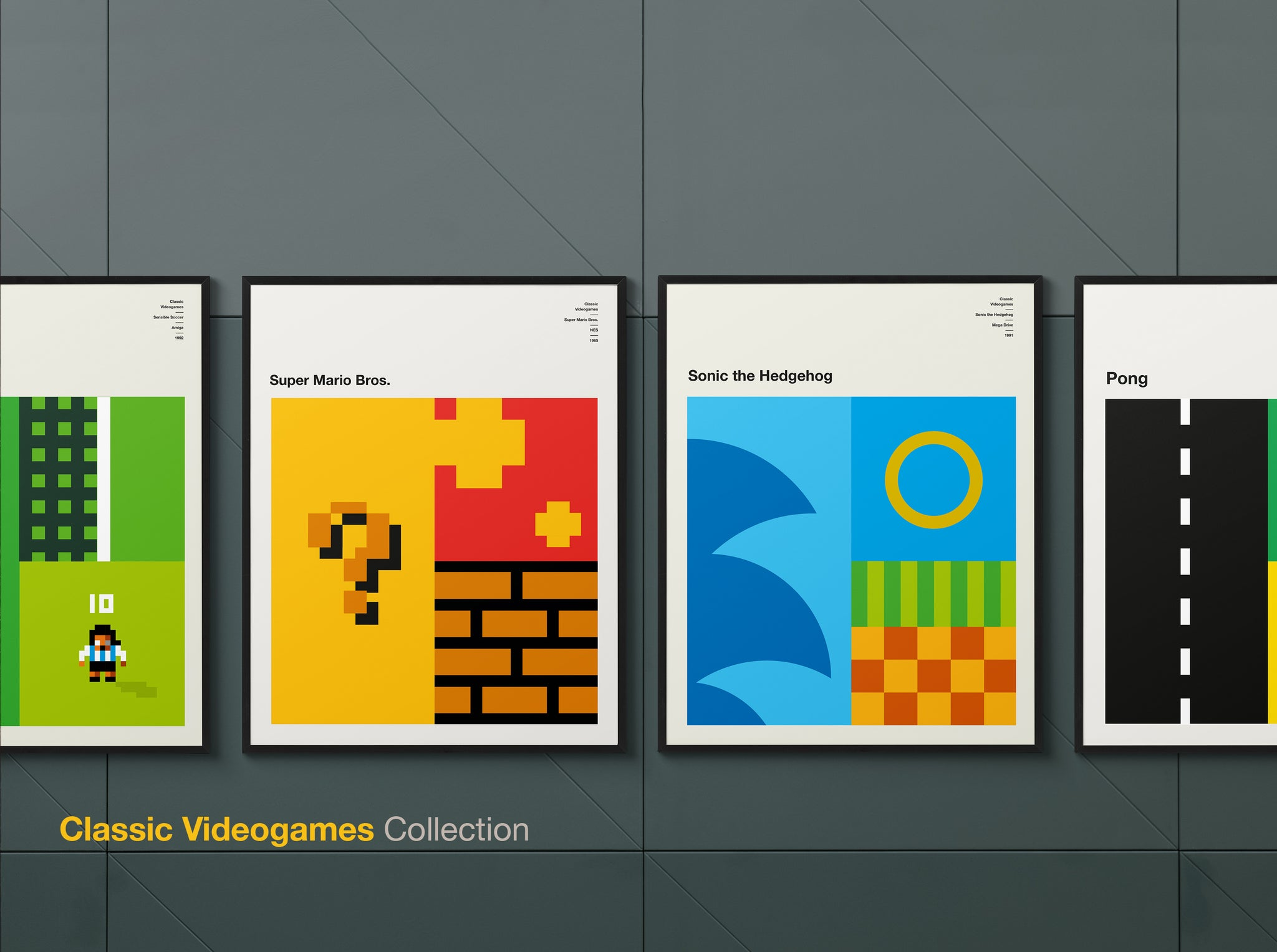 Video Games Collection