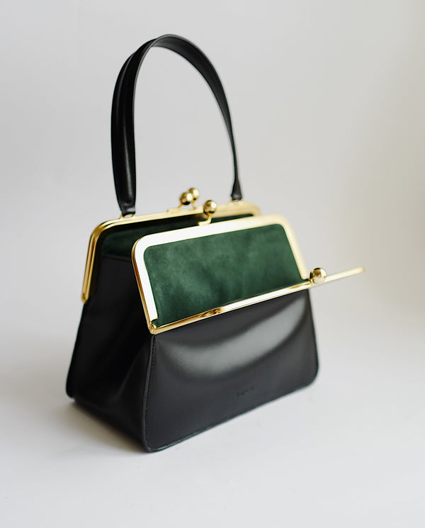 Black Wallet Bag