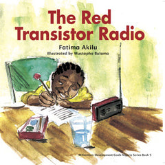 The Red Transistor Radio