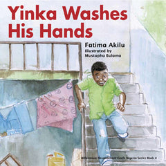 Yinka Washes His Hands