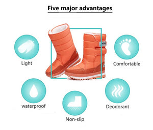 Cami's Waterproof Winter Boots