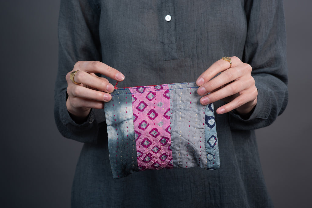 Patchwork Charity Purses