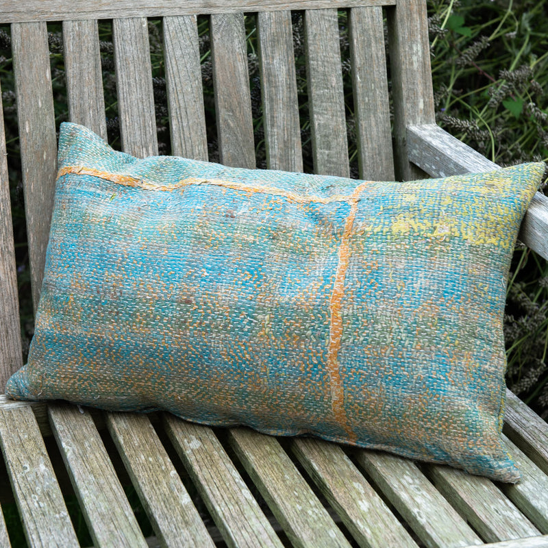 Vintage Kantha Cushion Covers (rectangle)
