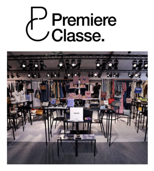 Marie Turnor SS17 at Premiere Classe Paris