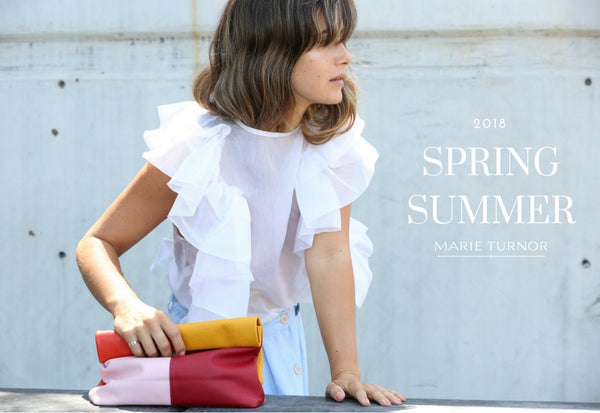 SPRING SUMMER COLLECTION MARIE TURNOR