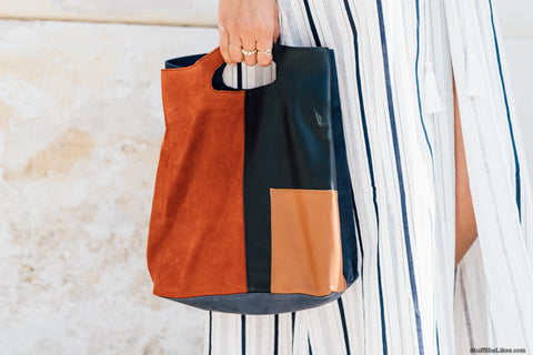 Emporte Tote Taye Hansberry Details