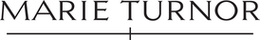 marie turnor logo