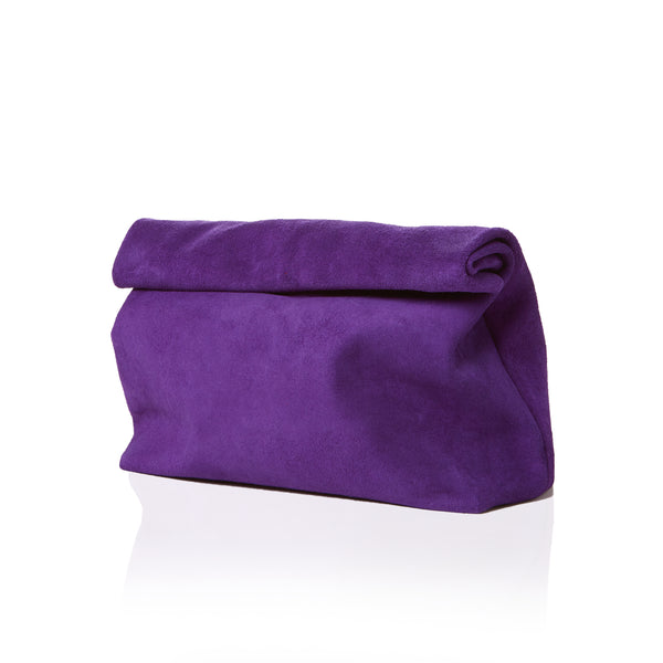 The Lunch — Purple Suede