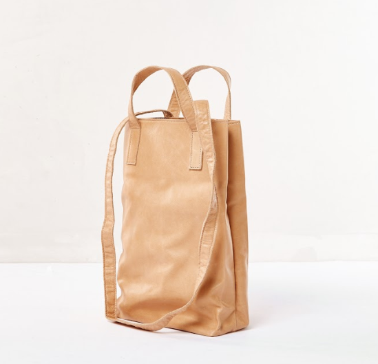 The Deli Bag — Tan