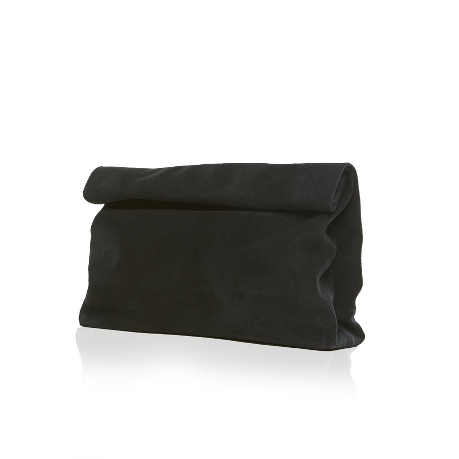 The Lunch Women's Black Clutch