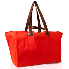Marie Turnor Accessories Large Idea Bag Safety Orange