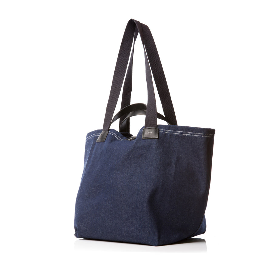marie turnor idea bag small denim