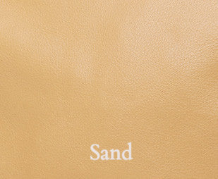 Marie Turnor Leather Sand