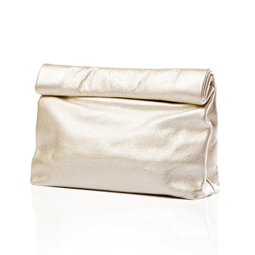 Marie Turnor The Lunch Bag - Platinum Clutch