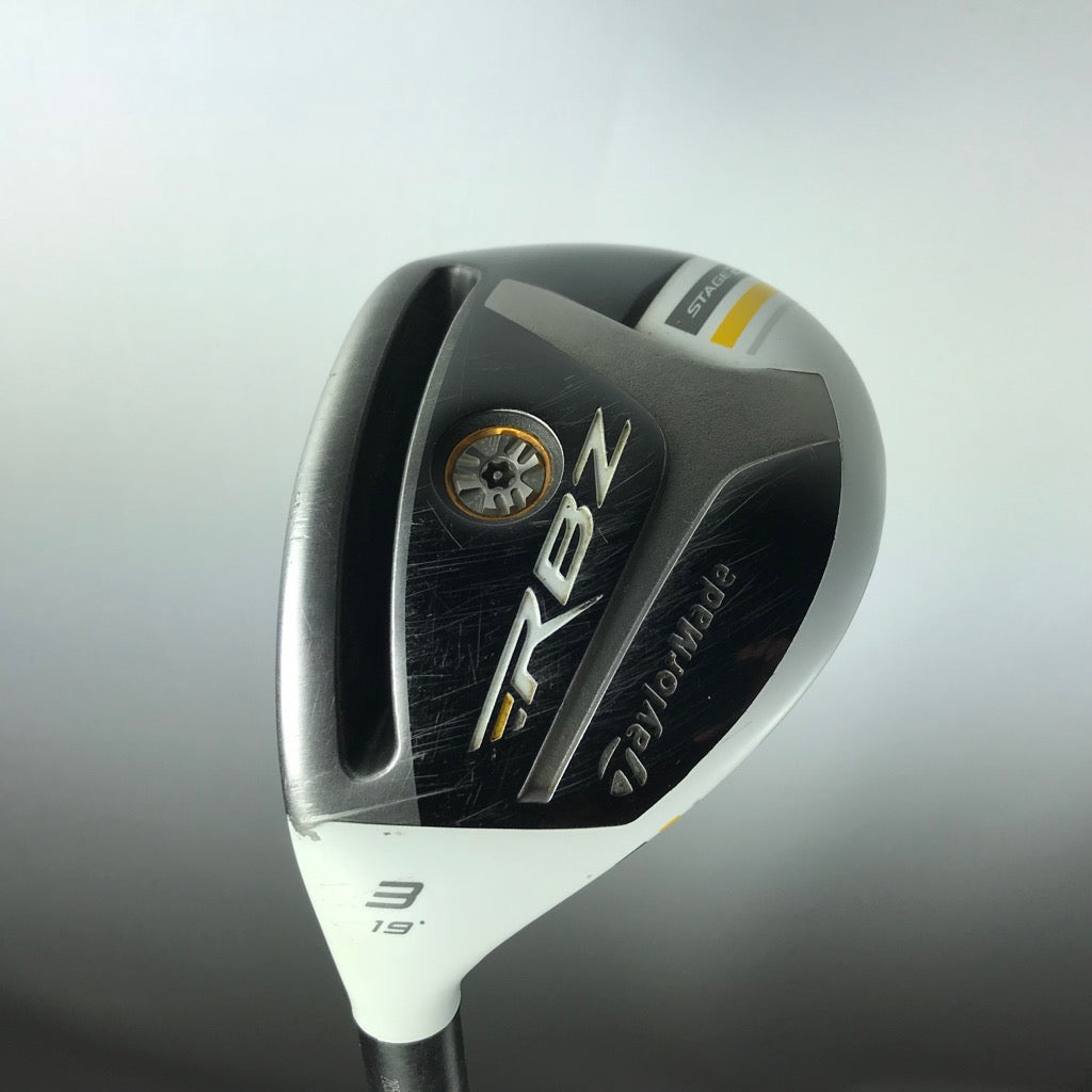 LH TaylorMade RBZ Stage 2 Rescue 3 Hybrid