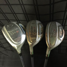 LH Ladies Founders Club Hybrid & Wood Set
