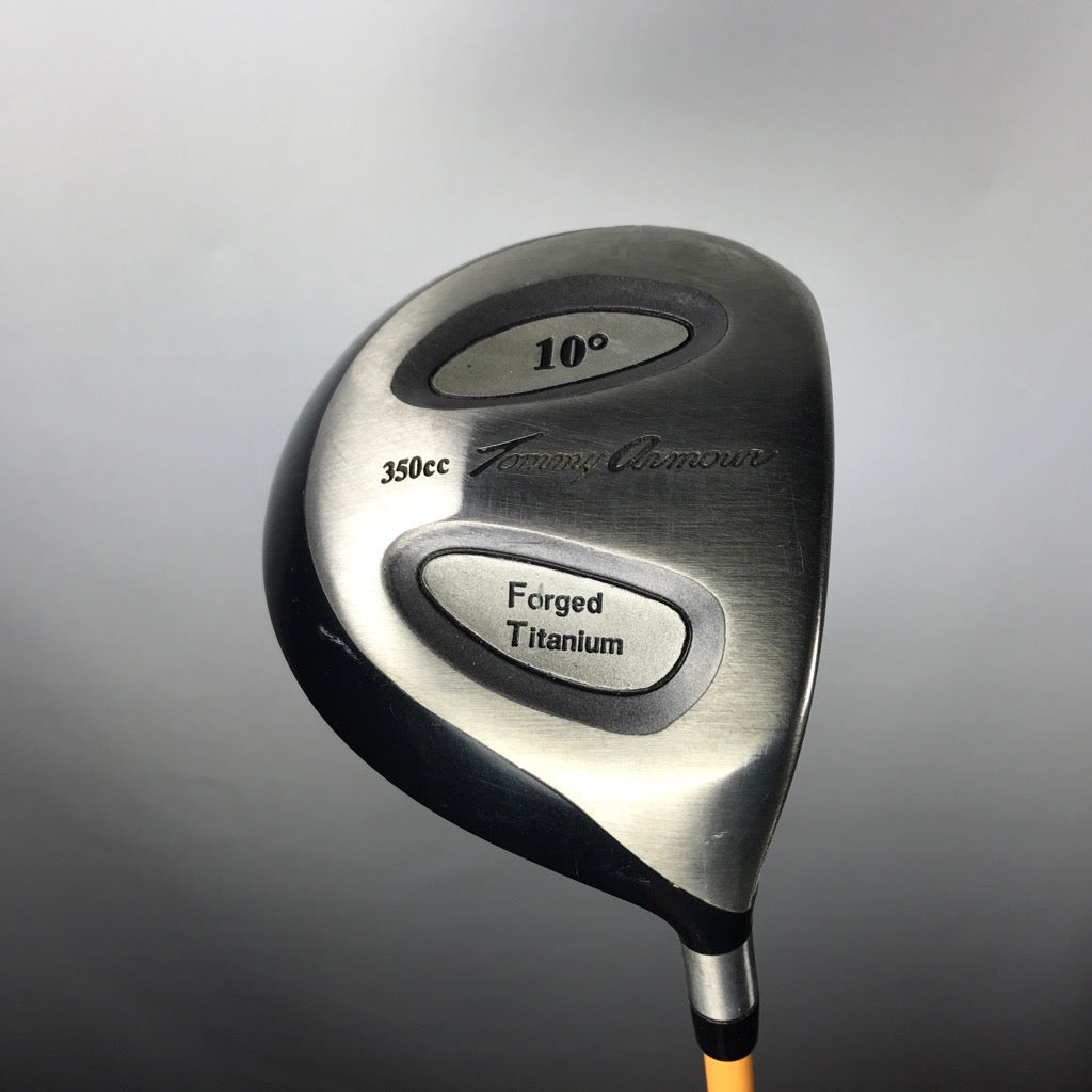 Tommy Armour FORGED TI 350CC Driver