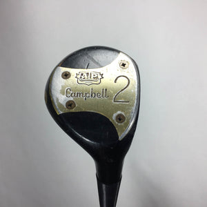 Arnold Palmer Campbell 2 Wood