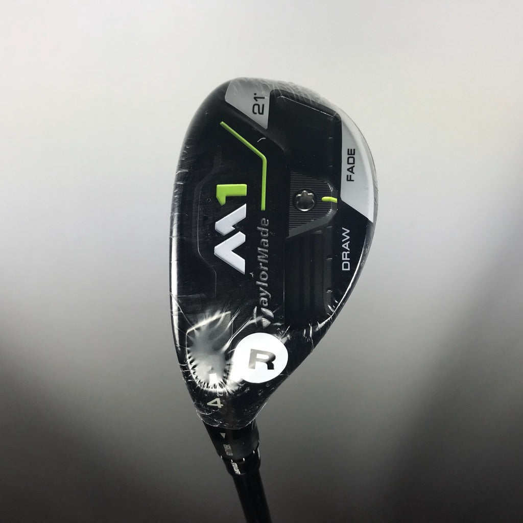 LH TaylorMade M1 2017 4 Hybrid *NEW*