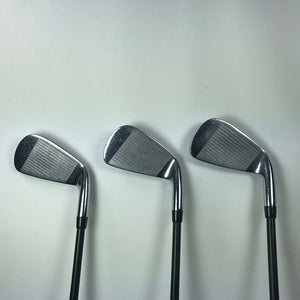 LH TaylorMade R11 Graphite Iron Set
