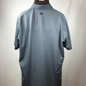 Grey Adidas Puremotion Short Sleeve
