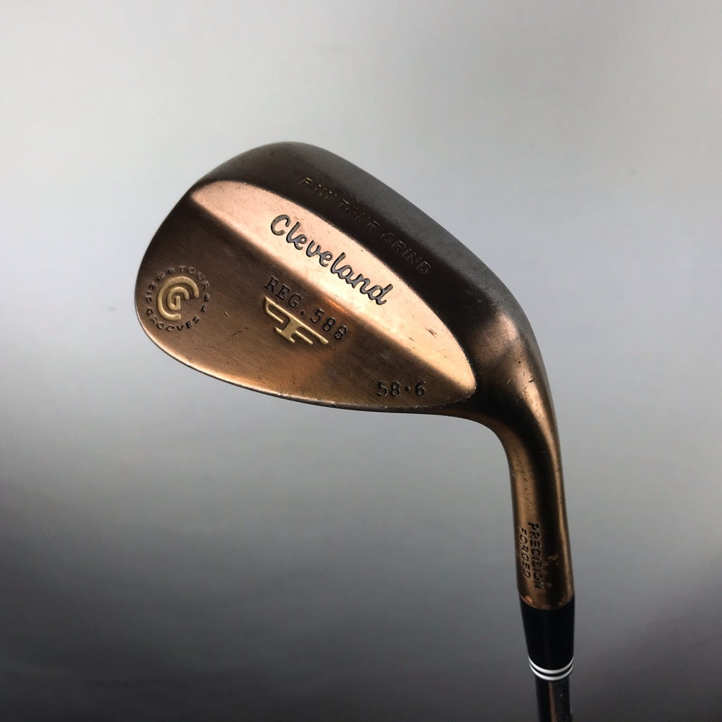 Cleveland 588 Forged RTG 58* Wedge