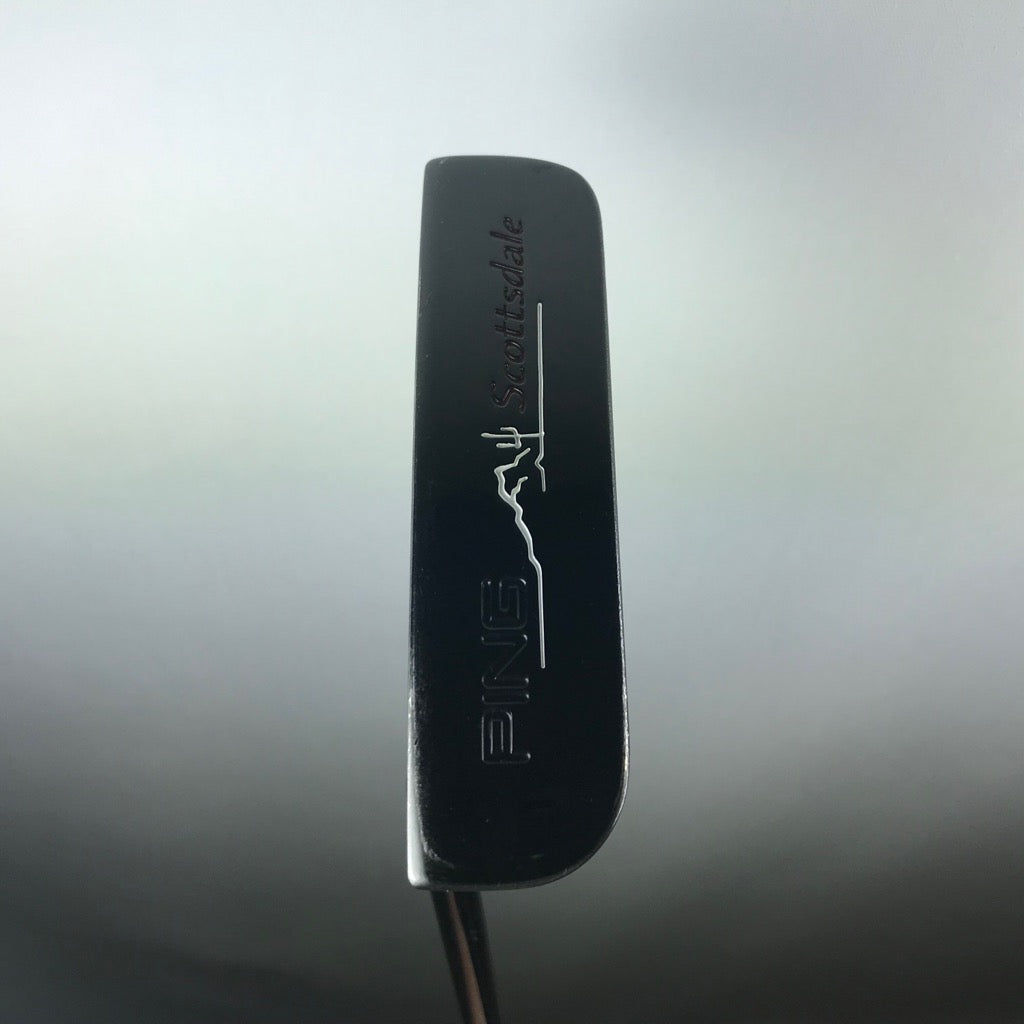 LH Ping Scottsdale ZB S Steel Putter