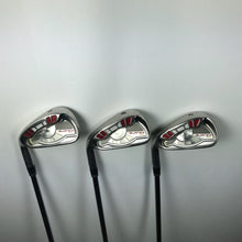 LH TaylorMade Burner HT Iron Set