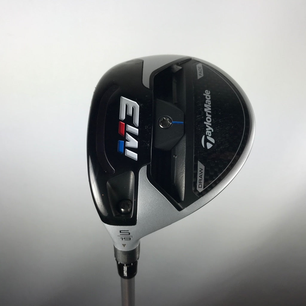 LH TaylorMade M3 5 Wood