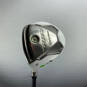 LH TaylorMade RBZ 5 Wood