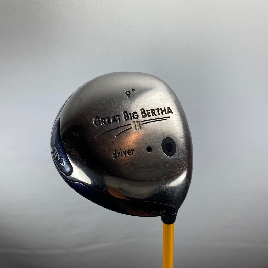 Callaway Great Big Bertha II Driver