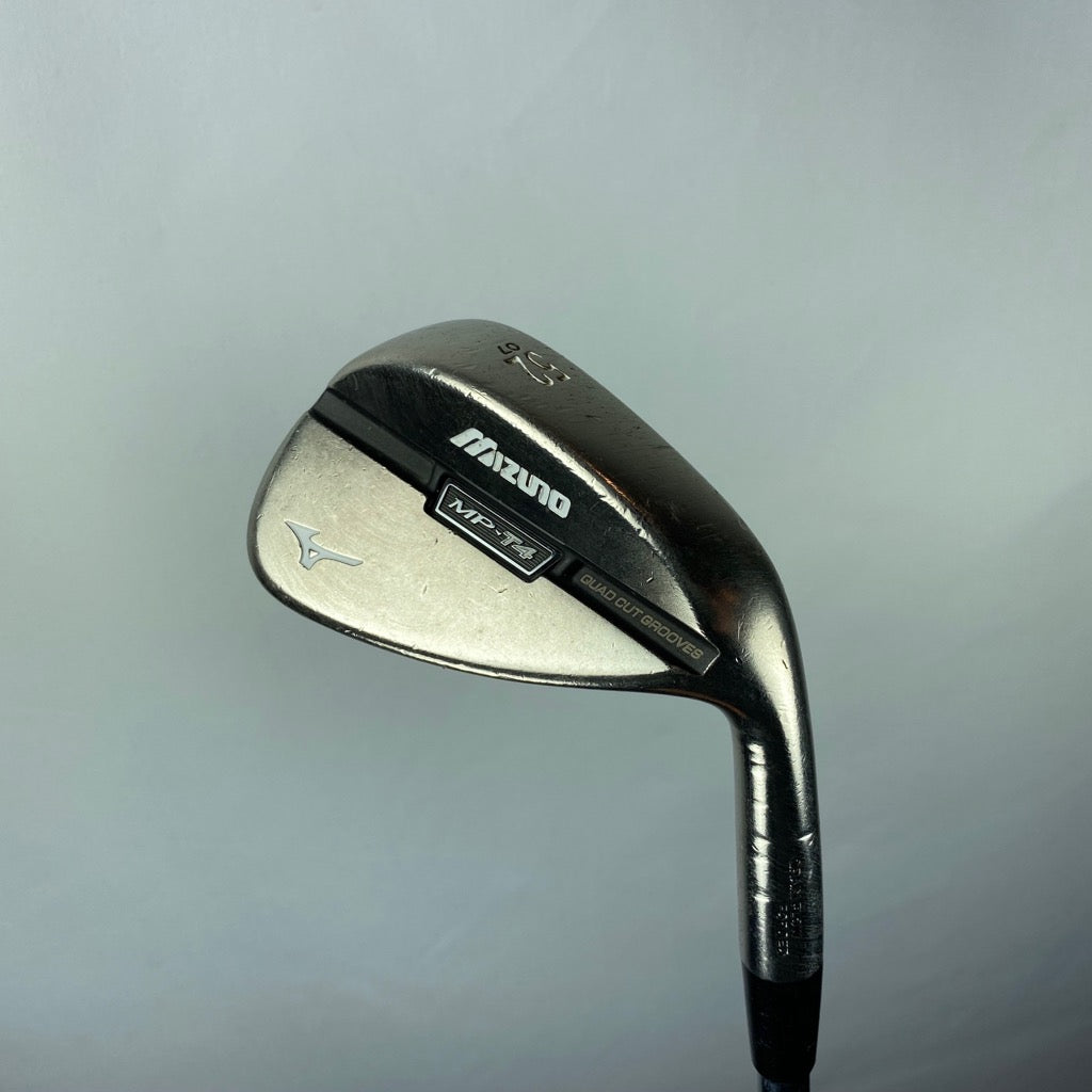Mizuno MP-T4 52* White Satin Wedge