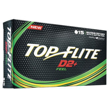 Top Flite D2+ Feel Golf Balls